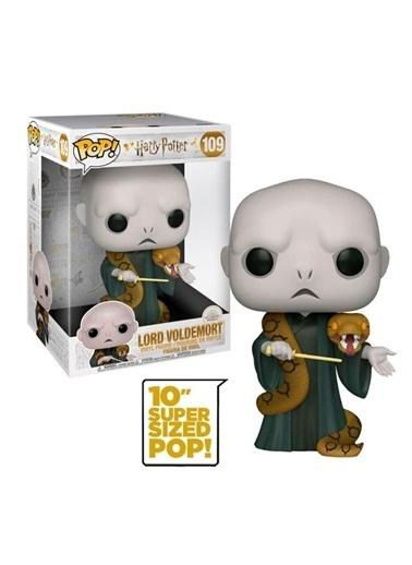 """Funko Pop Funko Pop Harry Potter Harry Potter- 10"""" Voldemort Renkli"""